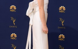 Strappy Sandals at the Emmys