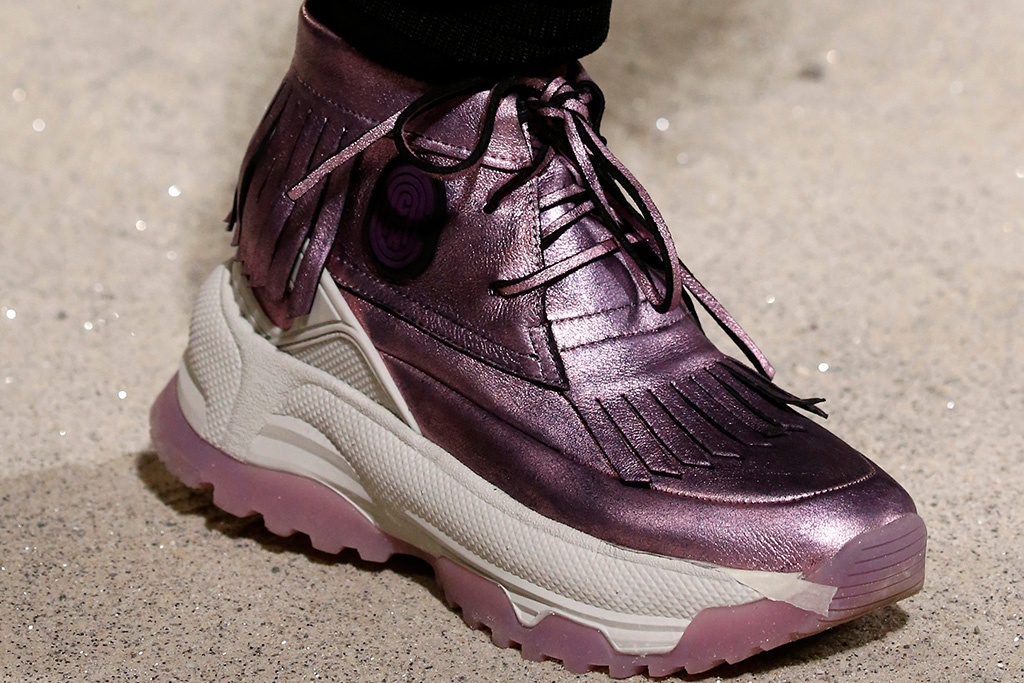 5 Sneaker Styles That Stood Out at New