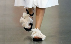 The Craziest Shoes from NYFW Spring 2019