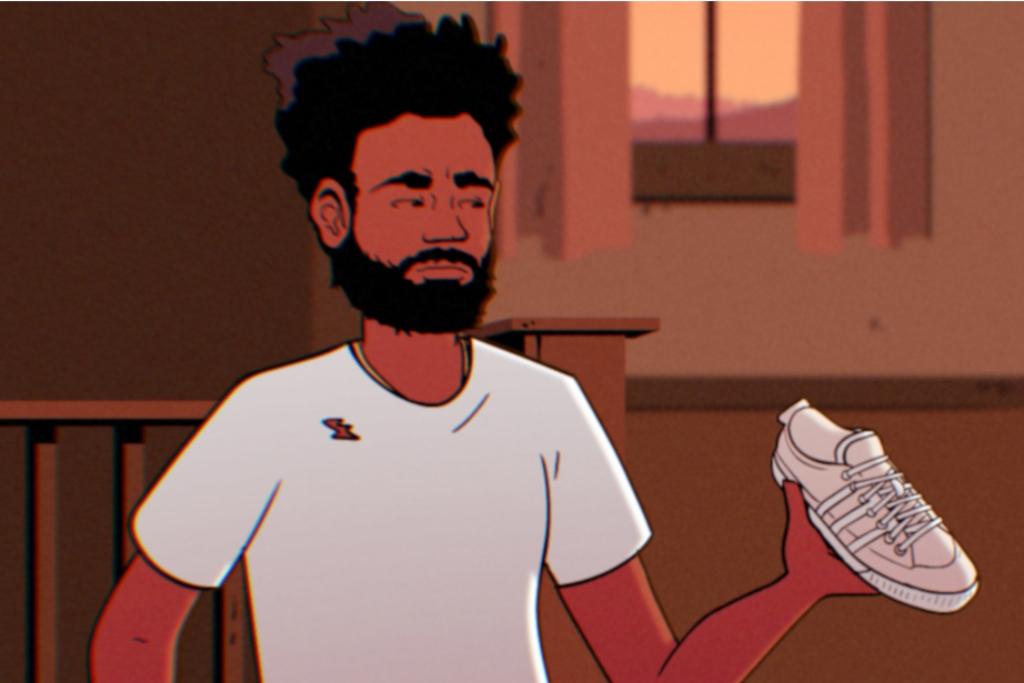 Childish Gambino and Adidas Originals