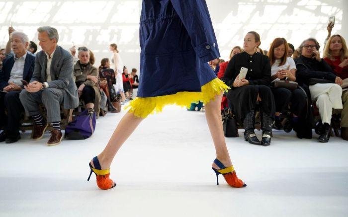dries van noten spring 2019 top 10 shoes paris fashion week