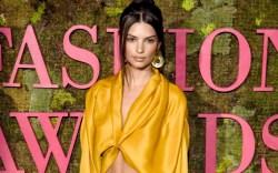 emily ratajkowski, green carpet fashion awards