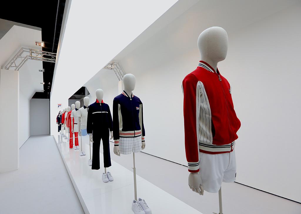 Fila exhibition