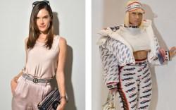 Alessandra Ambrosio, Nicki Minaj, Milan Fashion