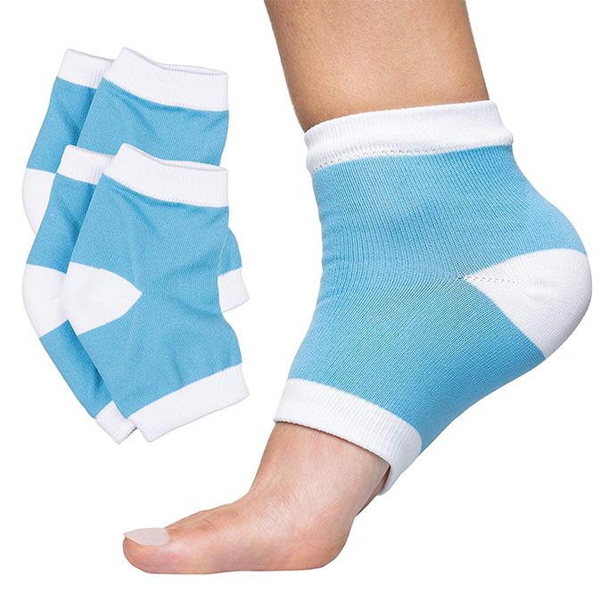 ZenToes Moisturizing Heel Socks