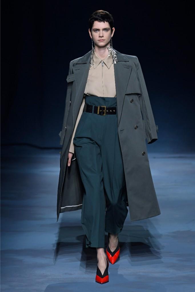 givenchy spring 2019, paris fashion week
