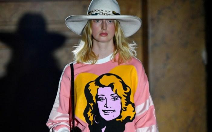 gucci spring 2019, paris fashion week