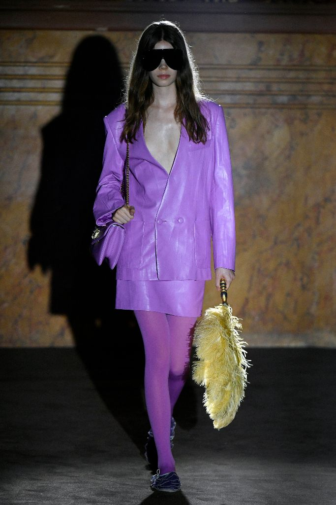 gucci spring 2019 paris fashion week