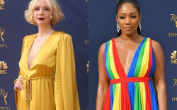 Gwendoline Christie, Tiffany Haddish, emmy awards,