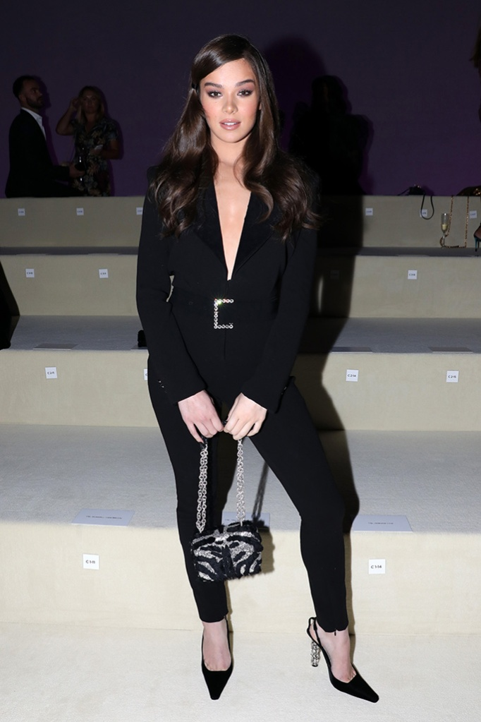Hailee Steinfeld, New York Fashion Week, Tom Ford