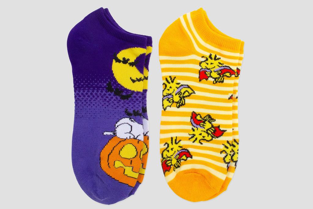 Target Peanuts Halloween Socks