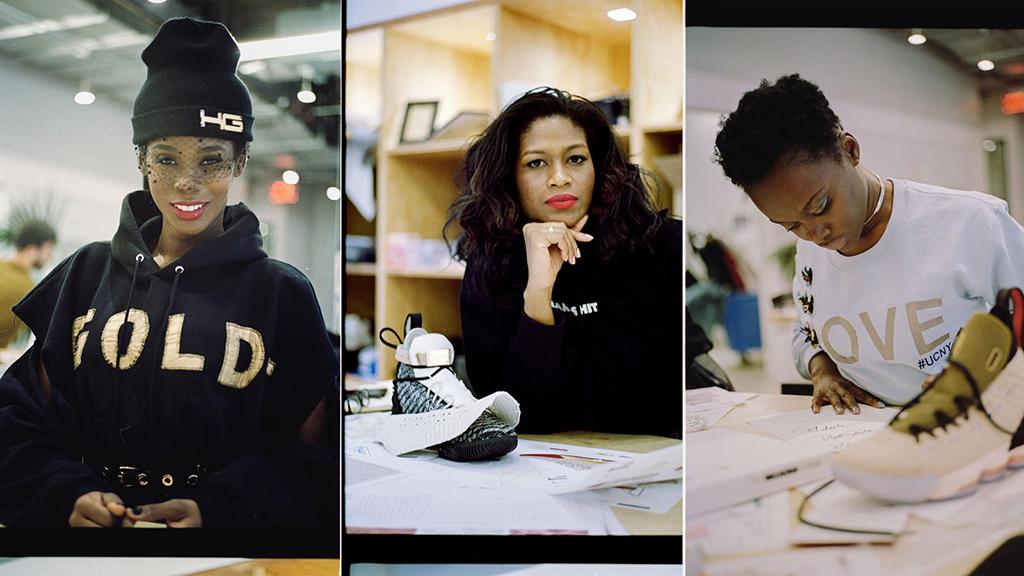 Harlem Fashion Row Nike LeBron 16