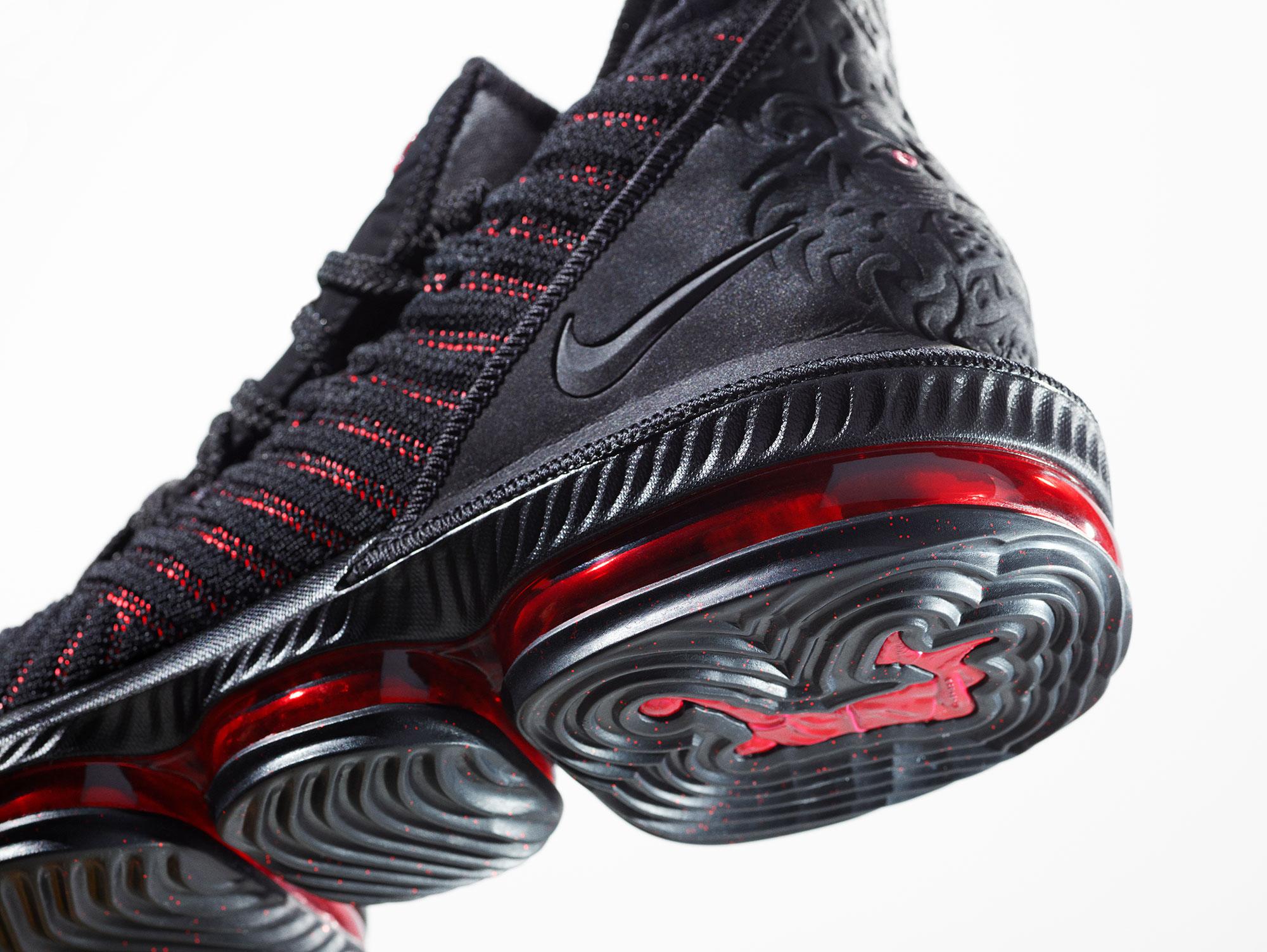 Nike LeBron 16 – Footwear