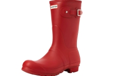 Hunter Mid Calf Rain Boot
