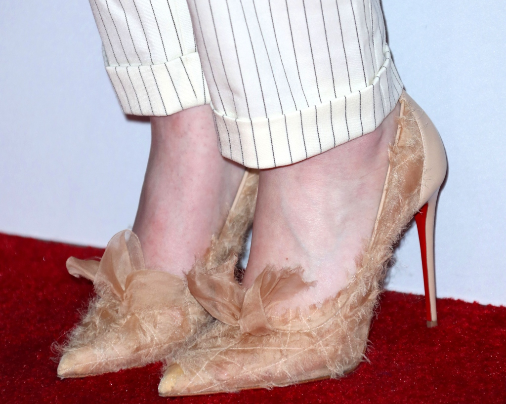 iggy Azalea, christian louboutin, red carpet