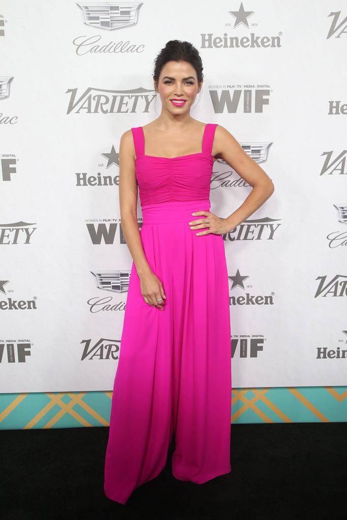 Jenna Dewan, red carpet, variety