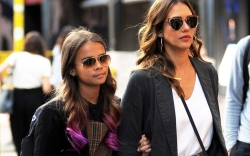 jessica alba, jessica alba daughter honor