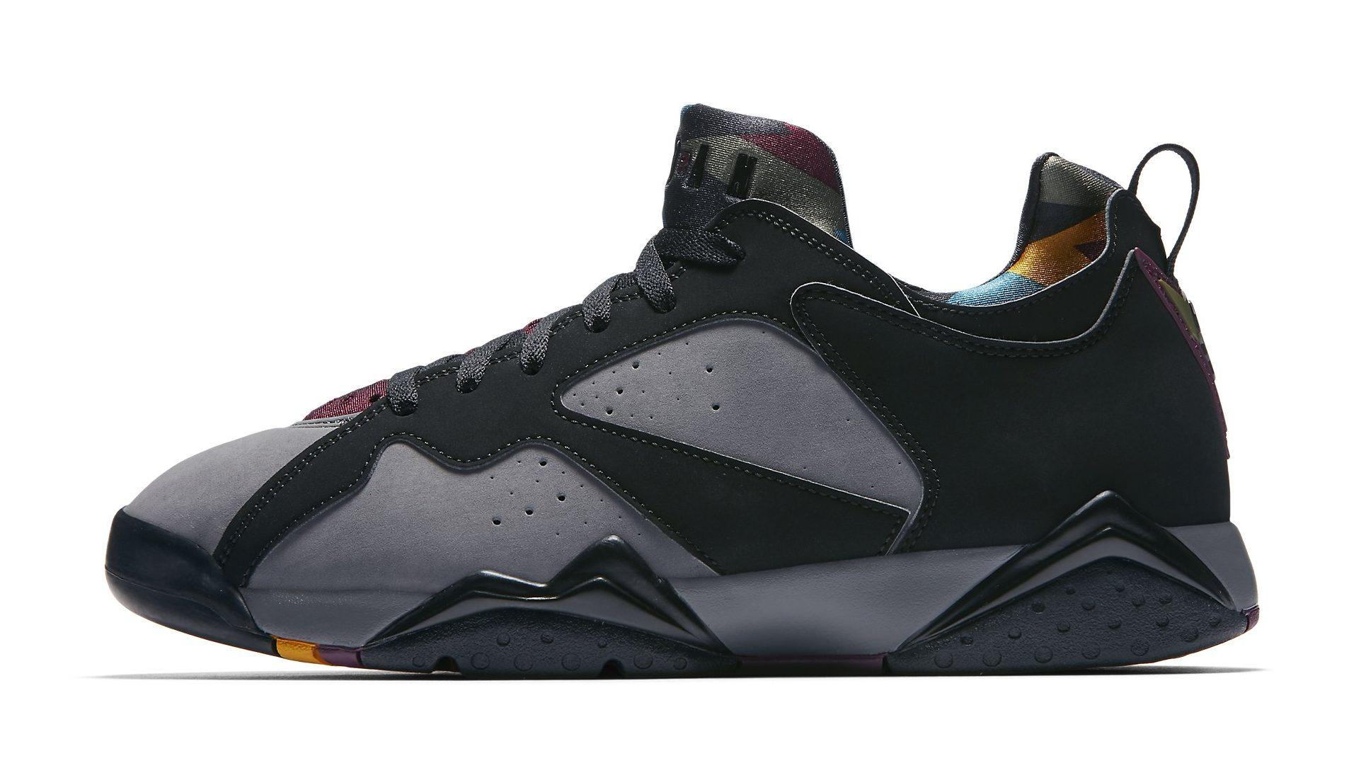 These Air Jordan 7 Low Samples Are