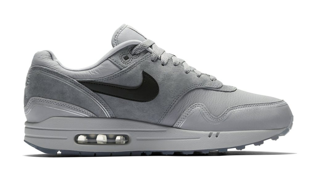 """Nike Air Max 1 """"Centre Pompidou"""" Medial Side"""