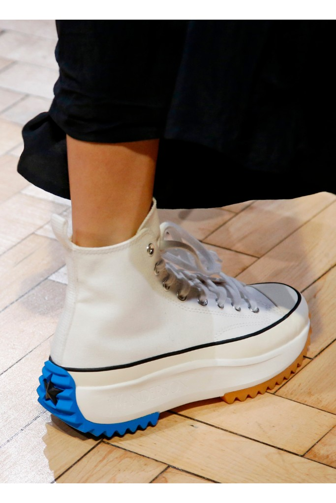 JW Anderson Runway Show for Spring 2019 at LFW – Footwear News