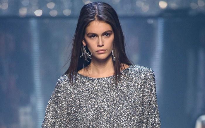 Isabel Marant show, Runway, Spring Summer 2019, Paris Fashion Week, France – 27 Sep 2018