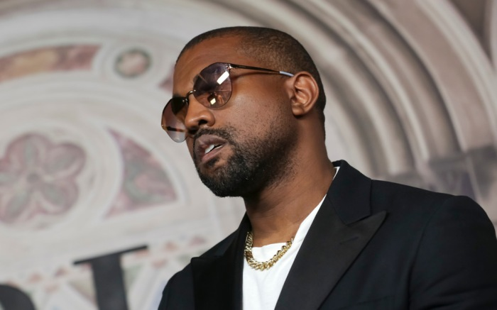 Kanye West, ralph Lauren, new york fashion