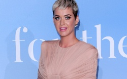 Katy Perry Monte Carlo Gala for