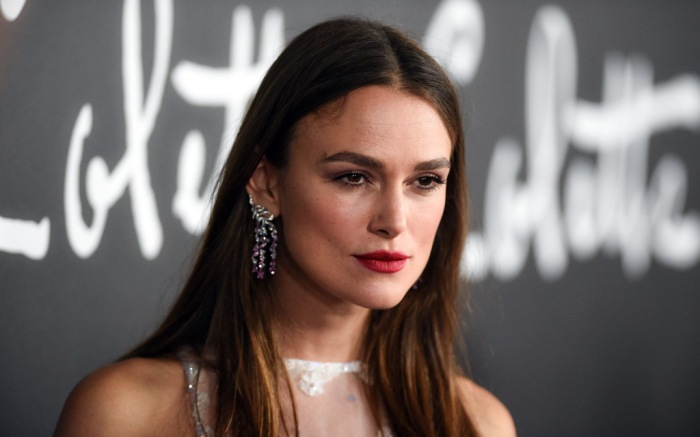 Keira Knightley, Colette premiere, Los Angeles, red carpet