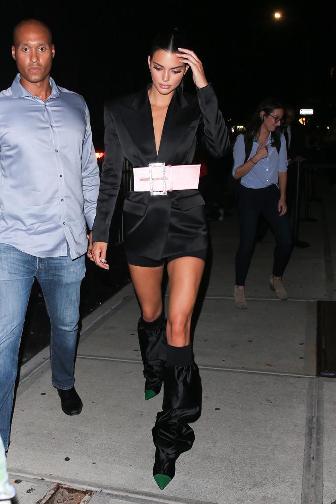 Kendall Jenner, NYFW, Alexandre Vauthier