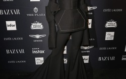 Celebs at Harper's Bazaar Icons Party