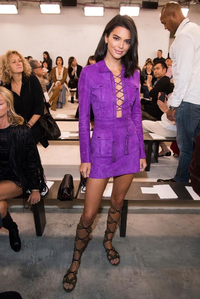 Kendall Jenner Longchamp