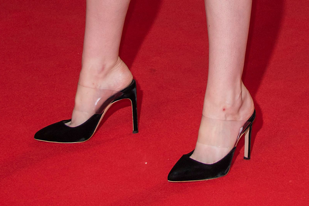 Kristen Stewart, shoes, high heels, sophia webster, red carpet, TIFF