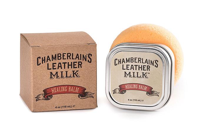 Chamberlain's Leather Milk