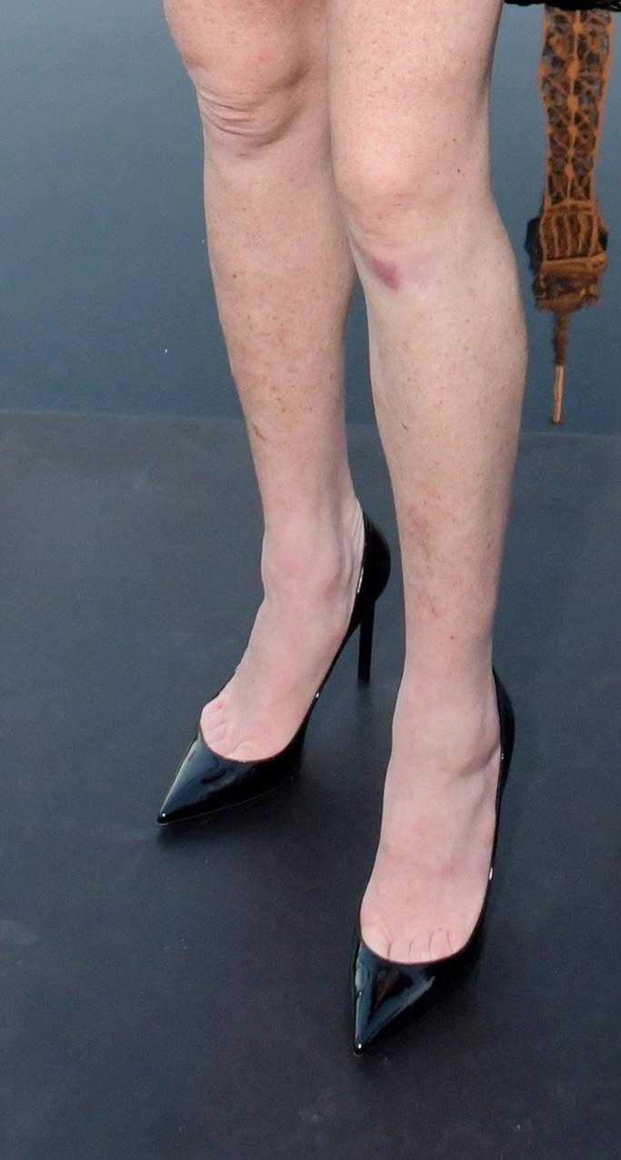 Lindsay Lohan and Dakota LohanSaint Laurent show, Front Row, Spring Summer 2019, Paris Fashion Week, France - 25 Sep 2018