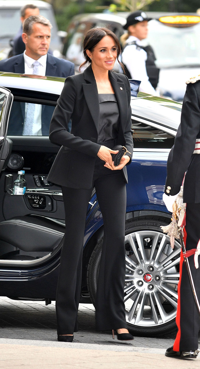 Meghan Duchess of SussexWellChild Awards, London, UK - 04 Sep 2018