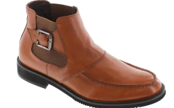 Toto Brown Leather Boots.