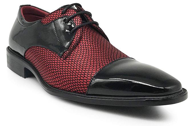 Enzo Romeo Men's Leon Dress Shoes