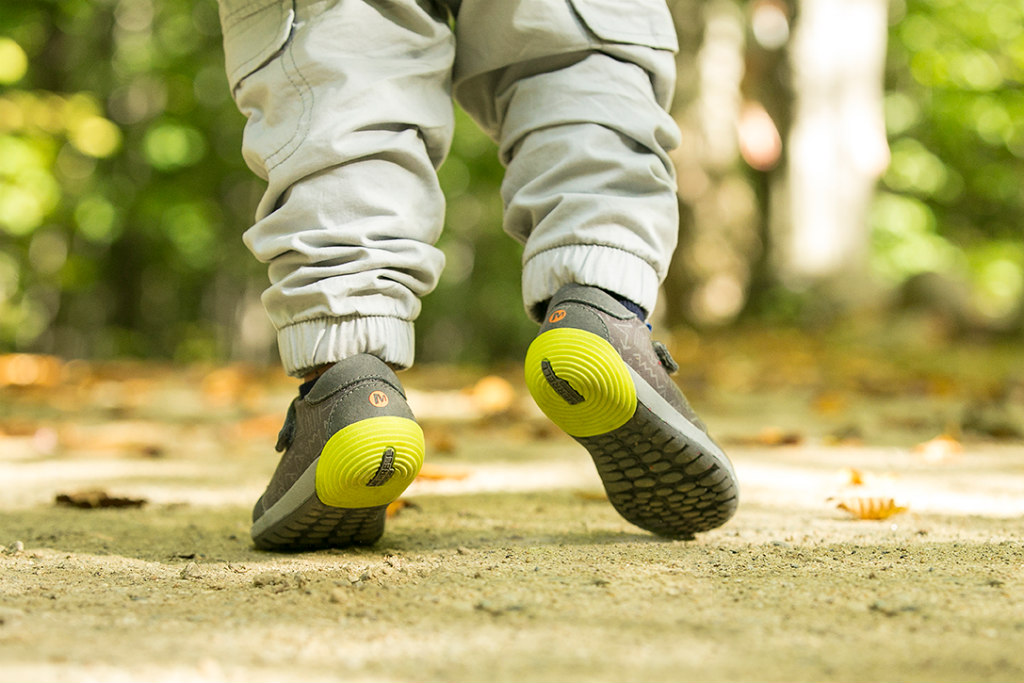 Merrell's New Bare Steps Collection