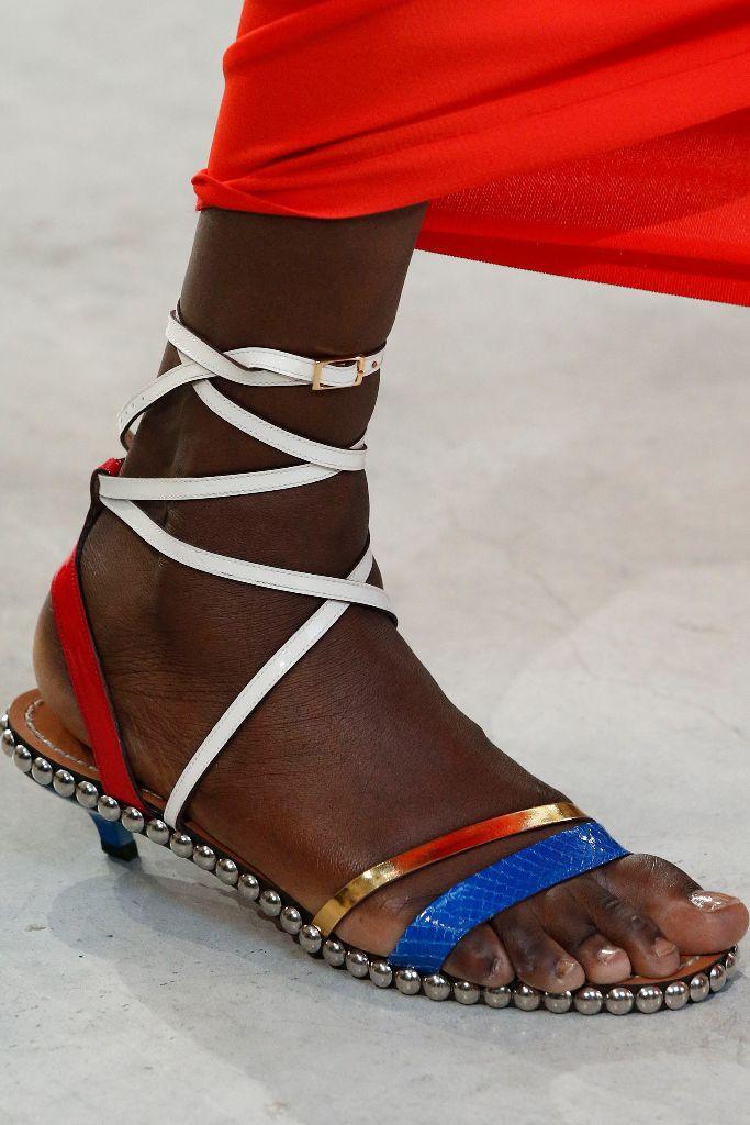 top 10 shoes milan fashion week mfw spring 2019 marni sandals