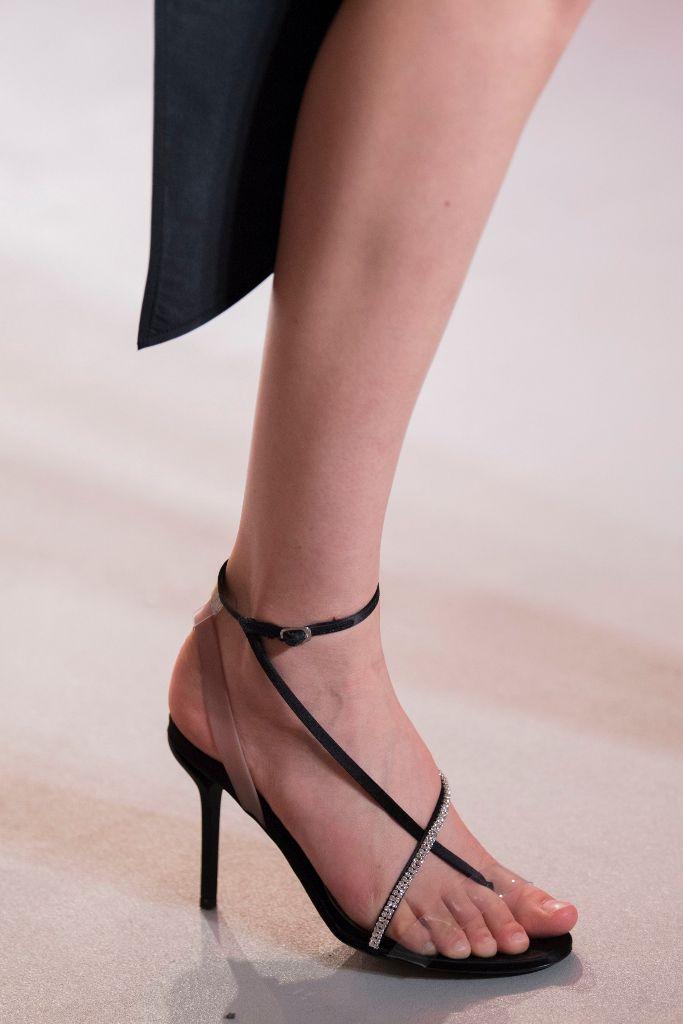 top 10 shoes milan fashion week mfw spring 2019 no. 21 sandals
