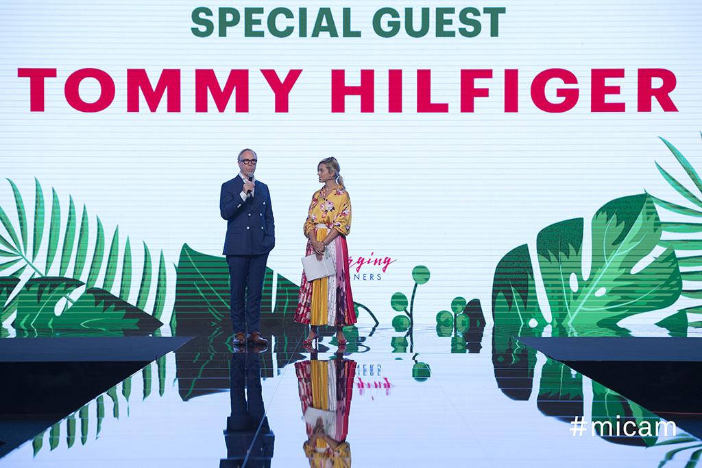 Tommy Hilfiger at Micam