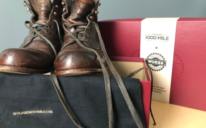 Mke Rowe 1000 Mile boots