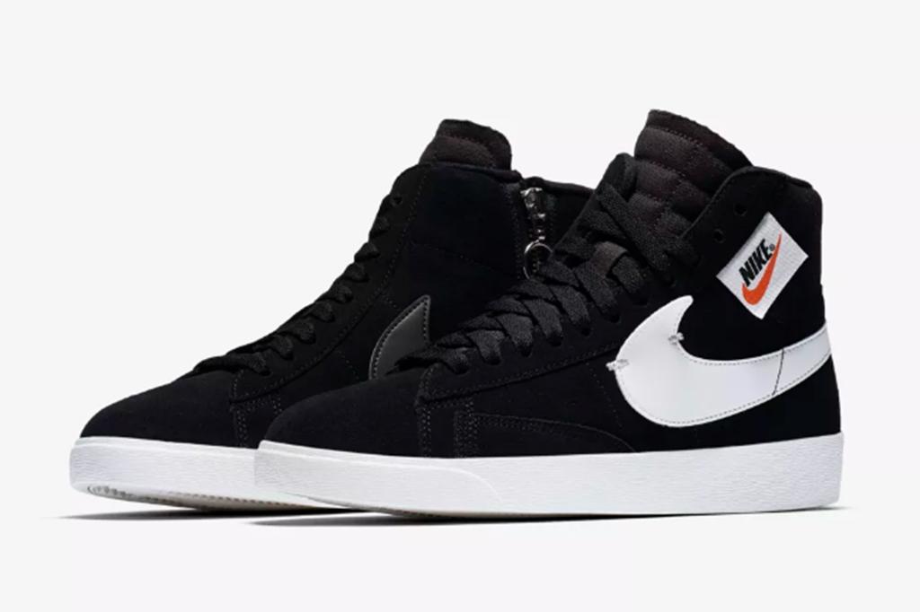 Nike Blazer Rebel Black