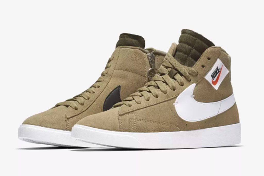 Nike Blazer Rebel Natural Olive