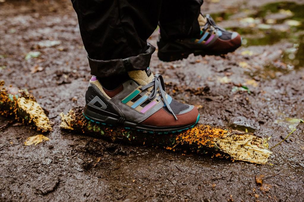 Packer Shoes x Adidas EQT Cushion 91