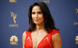 Padma Lakshmi Supports the ACLU By