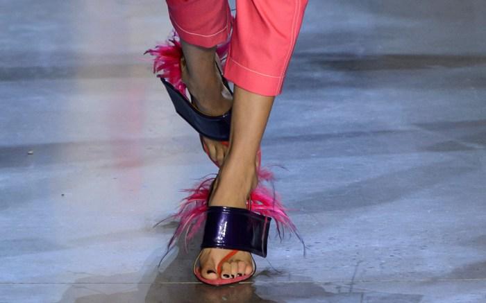 Prabal Gurung show, Runway, Spring Summer 2019, New York Fashion Week, USA – 09 Sep 2018