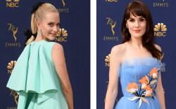 Poppy Delevingne, Michelle Dockery, Primetime Emmy