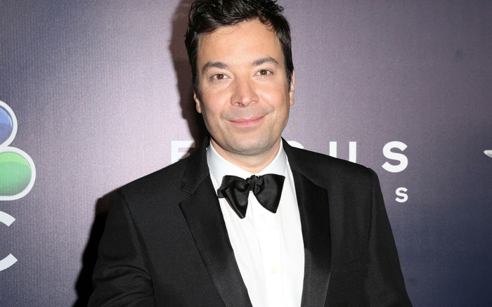 Jimmy Fallon arrives at the NBCUniversal Golden Globes afterparty at the Beverly Hilton Hotel, in Beverly Hills, CalifThe 74th Annual Golden Globe Awards - NBCUniversal Afterparty, Beverly Hills, USA - 8 Jan 2017
