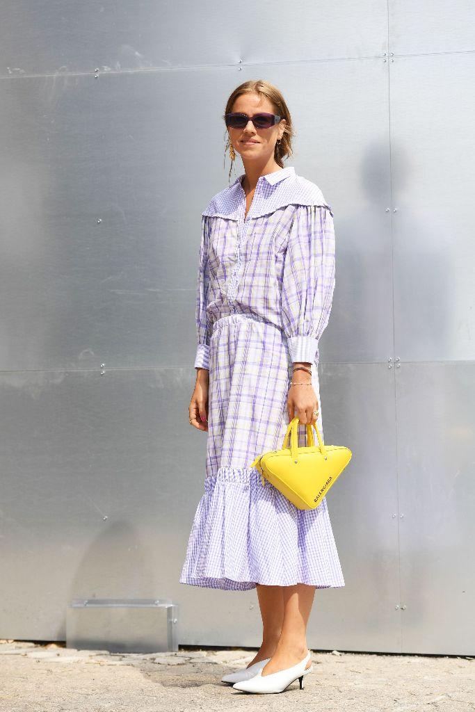 lilac trend 2018 copenhagen fashion week